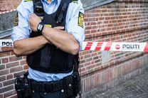 وقوع انفجار در ایستگاه پلیس کپنهاگن در دانمارک