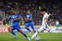 عبدالرحمن بهترین بازیکن دیدار العین - استقلال شد