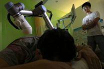 ربات ماساژور ساخته شد
