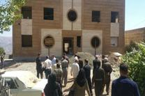 پیشرفت 80 درصدی پروژه احداث مرکز خدمات جامع سلامت اسلام آباد سردشت