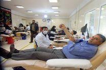 کارکنان آموزش و پرورش استان قم با اهدای خون خود زندگی اهدا کردند