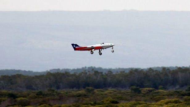 پرواز آزمایشی سامانه هوایی خودکار ایرباس