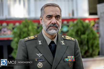 یادبود مرحوم سرلشکر فیروزآبادی مشاور فرمانده معظم کل قوا