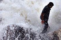 وضعیت نامساعد دریایی در خلیج فارس تا پایان هفته/خودداری شناورهای سبک از تردد