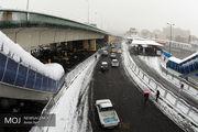آخرین وضعیت ترافیکی خیابان های تهران اعلام شد