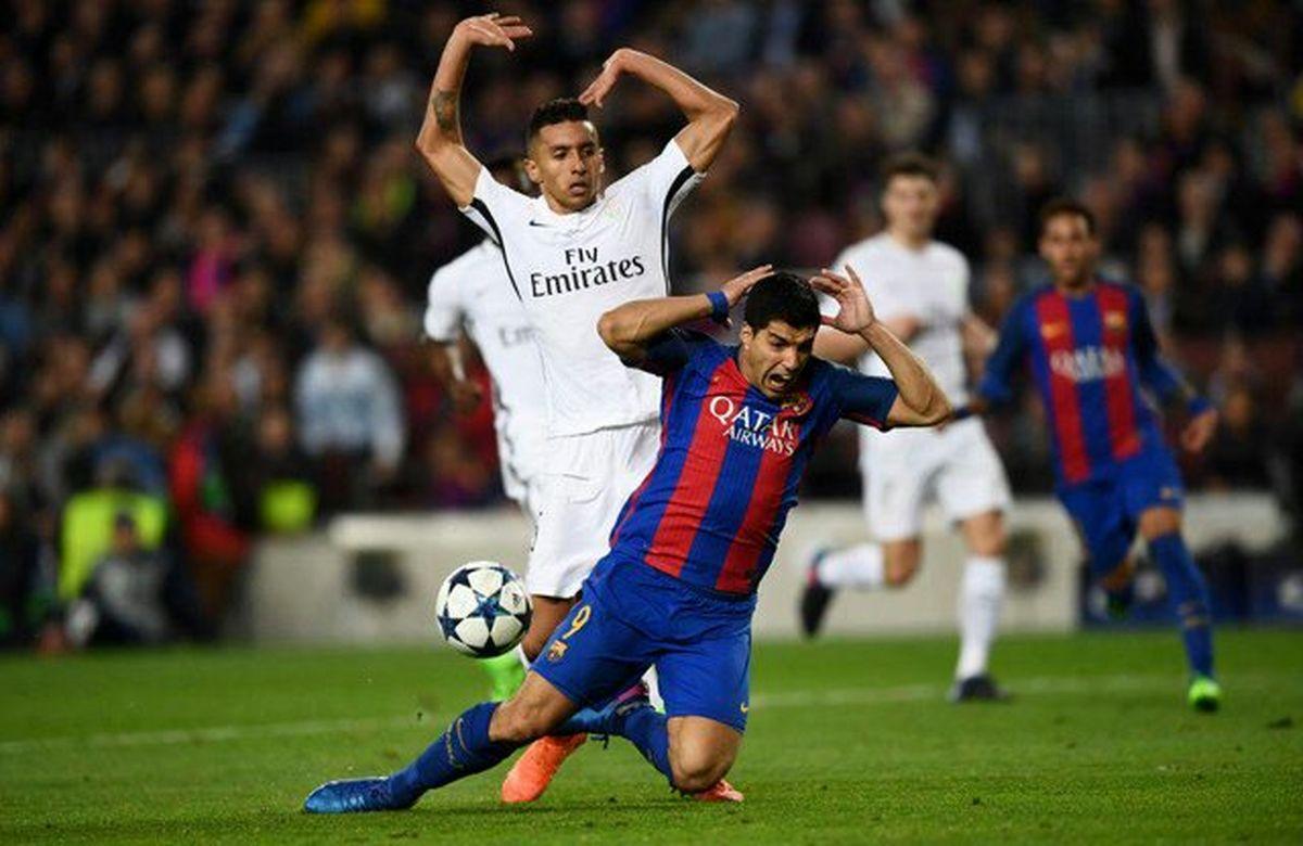 ساعت بازی پاری سن ژرمن و بارسلونا مشخص شد