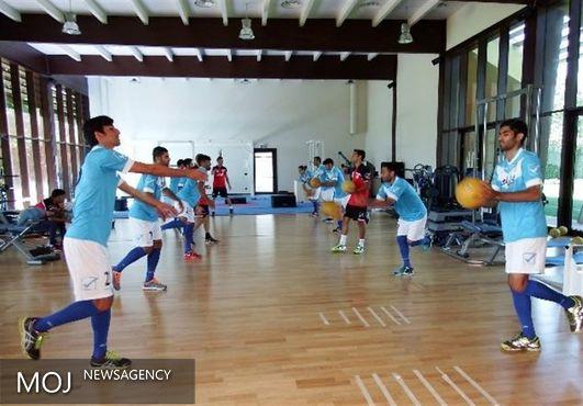 گزارشی از تمرین امروز تیم ملی فوتبال در اردوی ایتالیا