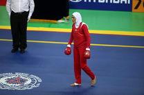 پیروزی بانوی لژیونر ووشوی ایران در لیگ چین