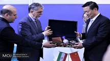 افتتاح غرفه چین به عنوان میهمان ویژه نمایشگاه کتاب تهران