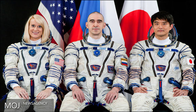 فضانوردان ماموریت اکسپدیشن ۴۸ معرفی شدند
