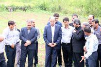 کمبود آب زراعی روستاییان آستانه برطرف شد