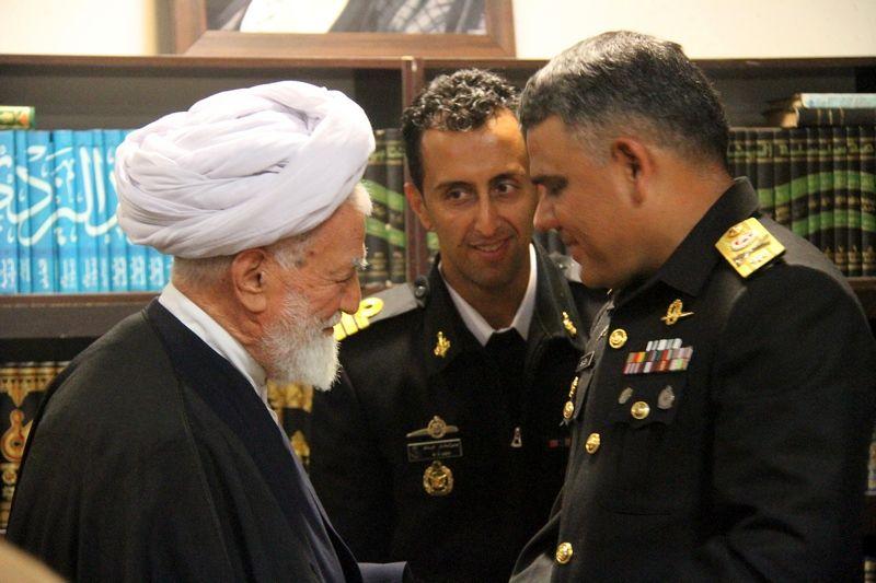 از درایت رهبر ایران در حل بحران منطقه کشمیر متشکریم