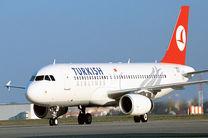 پروازهای ترکیه امروز عصر از سرگرفته می شود