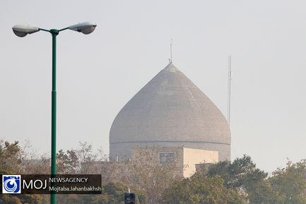 آلودگی بحرانی هوای اصفهان - ۱۱ دی ۱۳۹۹