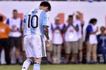 رئیس جمهور آرژانتین برای برگرداندن مسی شخصا دست به کار شد