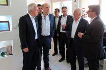 بازدید گروه تخصصی آلمانی از مراکز آموزش فنی و حرفه ای استان اصفهان