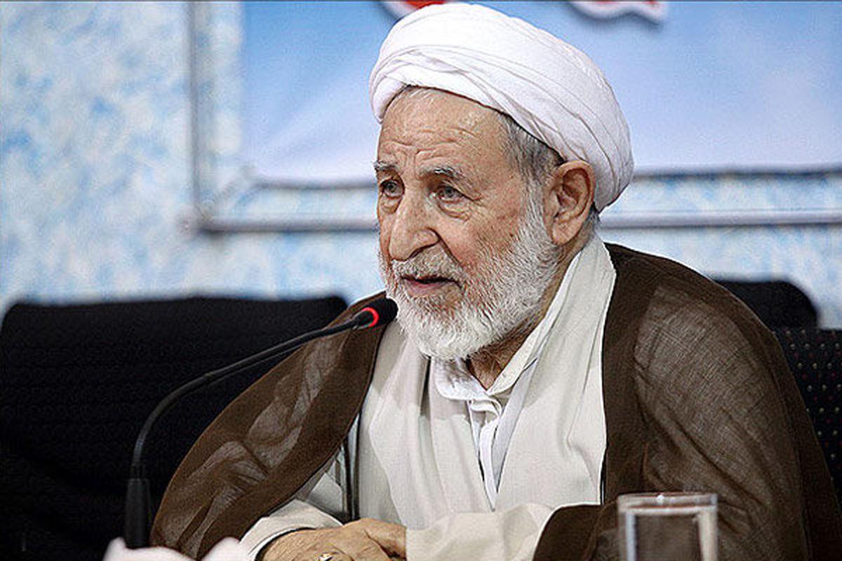 پیام تسلیت مدیر کل بهزیستی استان اصفهان در پی درگذشت آیت الله یزدی