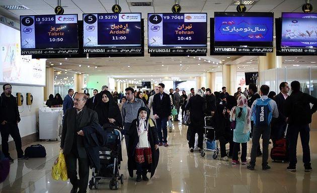 فرودگاه مهرآباد درباره صف طولانی بازرسی توضیح داد