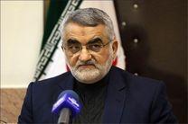 رئیس کمیسیون امنیت ملی مجلس از نادر طالب زاده عیادت کرد