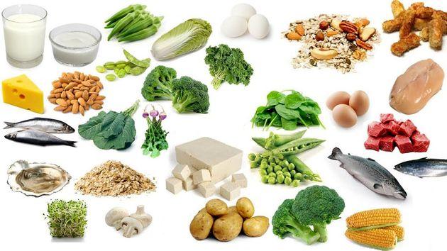 خوراکی های مفید برای پیشگیری از  پوکی استخوان