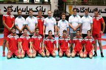 تیم ملی کشتی فرنگی نوجوانان ایران قهرمان شد