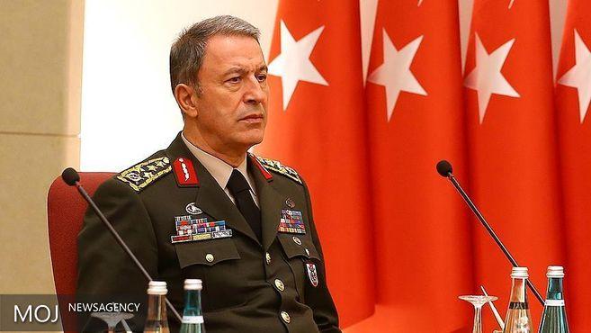 فرمانده ستاد کل ارتش ترکیه آزاد شد + عکس
