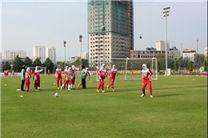 نخستین تمرین ایران در ویتنام برگزار شد