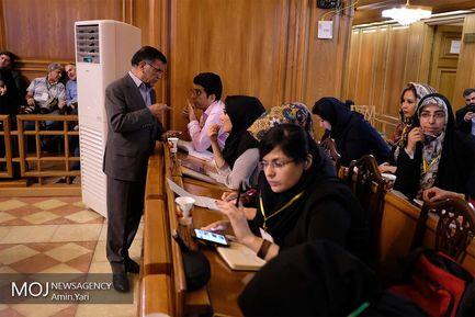 هفتاد و سومین جلسه علنی شورای شهر تهران