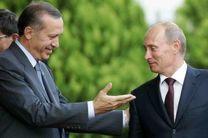 اردوغان؛ ولادیمیر پوتین را دوست خود خواند