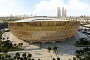 ساختار خارجی ورزشگاه میزبان فینال جام جهانی ۲۰۲۲ تکمیل شد