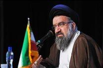 مردم ایران پرچمی که به دست امام(ره) برافراشته شد را بر زمین نخواهند گذاشت