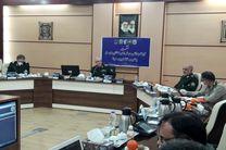 جلسه قرارگاه بهداشتی و درمانی امام رضا برگزار شد