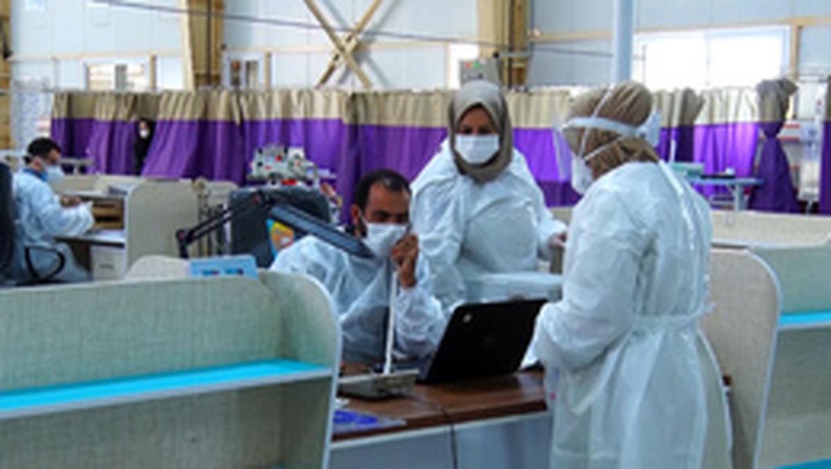راه اندازی بیمارستان صحرایی برای بیماران کرونایی در اصفهان