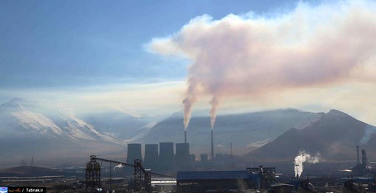 مصرف مازوت نیروگاه مفتح موجب آلودگی کبودرآهنگ و فامنین شده است