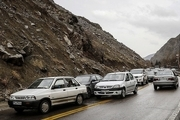 آخرین وضعیت ترافیکی و جوی جادههای کشور اعلام شد