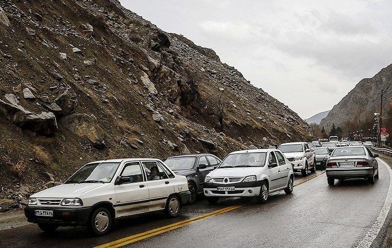 آخرین وضعیت جوی و ترافیکی جاده ها در ۷ بهمن اعلام شد