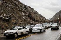 آخرین وضعیت جوی و ترافیکی جاده های کشور در 22 مرداد اعلام شد