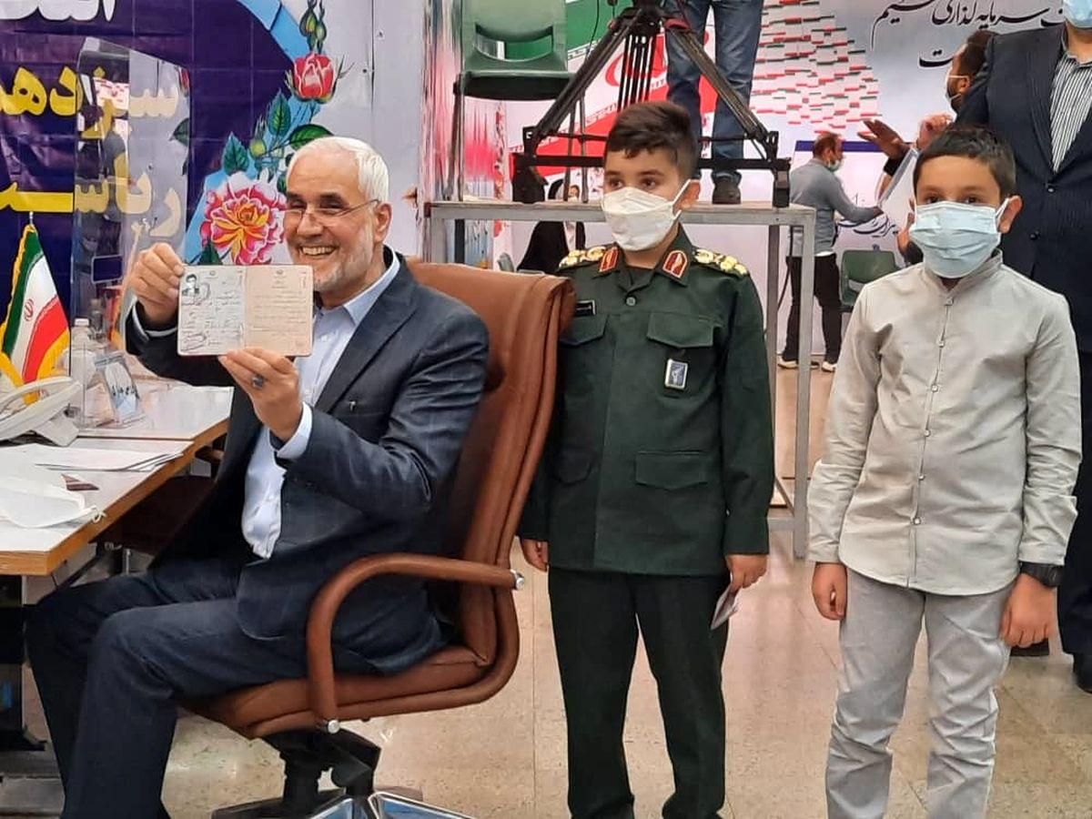 مهرعلیزاده در انتخابات ریاست جمهوری ثبت نام کرد
