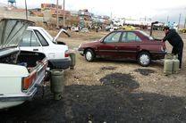 استفاده از گاز مایع سیلندر در سوخت خودرو ممنوع