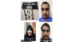 تصاویر داعشی های بازداشتی در کویت