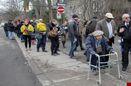 مردم فرانسه پای صندوق های انتخابات ریاست جمهوری / مکرون از هم اکنون پیروز است