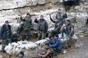 حملات عناصر جبهه النصره در شمال حماه سوریه دفع شد