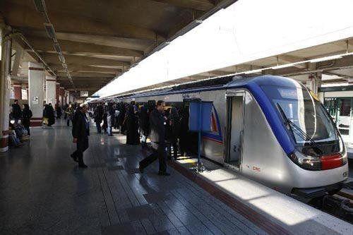 افزایش 14 درصدی قیمت بلیت مترو