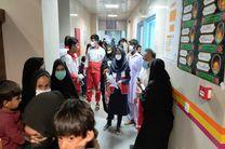 بیش از 570 ویزیت رایگان در روز اول طرح نذر آب هلال احمر یزد در سیستان و بلوچستان