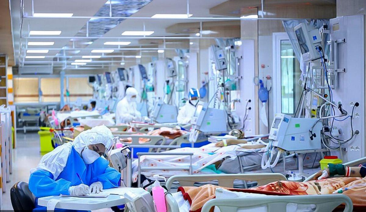 بستری 103 بیمار کرونایی طی 24 ساعت گذشته
