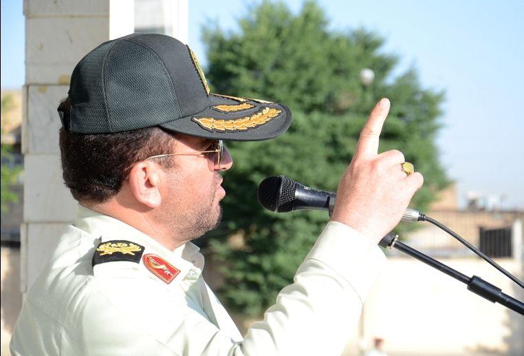 امنیت امروز کرمانشاه مدیون خدمات شبانهروزی پرسنل انتظامی است