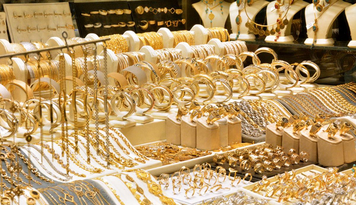 قیمت طلا ۳۱ فروردین ۱۴۰۰/ قیمت طلای دست دوم اعلام شد