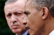 حمایت اوباما از دولت رجب طیب اردوغان