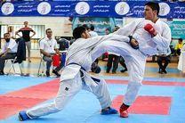 تیم آینده سازان کاشان قهرمان مسابقه کاراته جوکای جوانان کشورشد