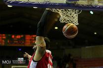 تیم ملی بسکتبال ایران بامداد فردا راهی چین میشوند